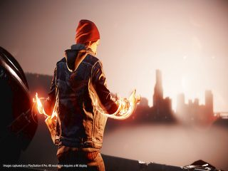 inFamous: Second Son id = 333592