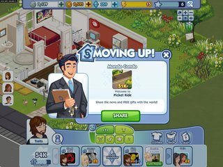 The Sims Social id = 219349