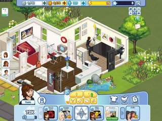 The Sims Social id = 219350