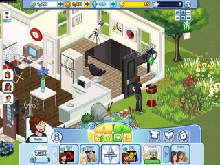 The Sims Social id = 219351