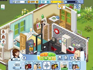 The Sims Social id = 219352