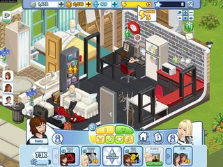 The Sims Social id = 219353