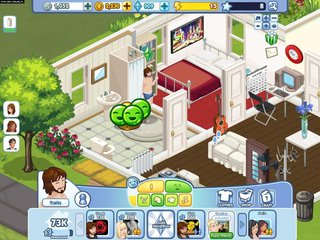 The Sims Social id = 219354