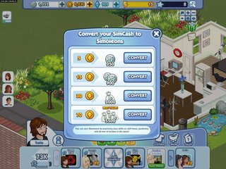 The Sims Social id = 219355