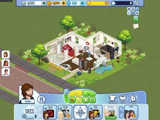 The Sims Social id = 219356
