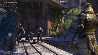 The Elder Scrolls Online: Thieves Guild id = 314885