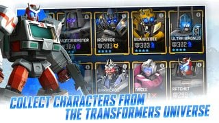 Transformers: Forged to Fight id = 342283