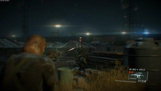 Metal Gear Solid V: Ground Zeroes - screen - 2014-03-18 - 279405