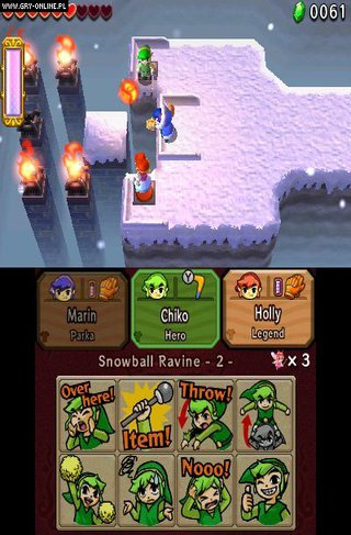 The Legend of Zelda: Tri Force Heroes id = 307931