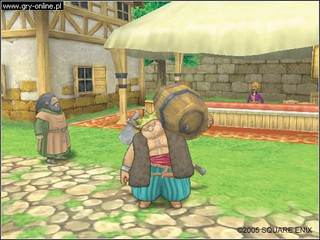 Dragon Quest VIII: Journey of the Cursed King id = 47982