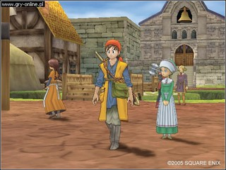 Dragon Quest VIII: Journey of the Cursed King id = 47983