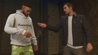 Grand Theft Auto Online id = 349154