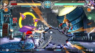 BlazBlue: Central Fiction id = 343482