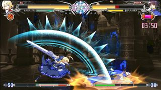 BlazBlue: Central Fiction id = 343484