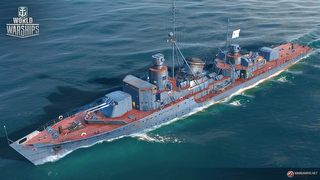 World of Warships id = 318126