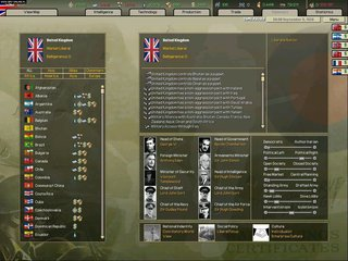 Arsenal of Democracy: A Hearts of Iron Game - screen - 2009-11-23 - 171594