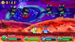 Team Kirby Clash Deluxe id = 342936