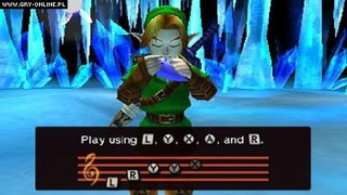 The Legend of Zelda: Ocarina of Time 3D id = 210977