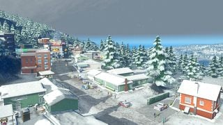 Cities: Skylines - Snowfall id = 313925