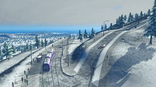 Cities: Skylines - Snowfall id = 313926