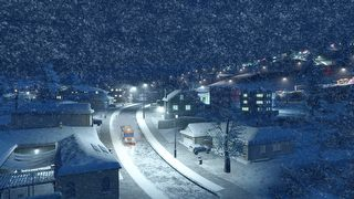 Cities: Skylines - Snowfall id = 313933