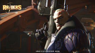 Raiders of the Broken Planet id = 358966