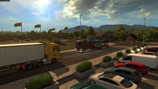 Euro Truck Simulator 2: Scandinavian Expansion id = 295255