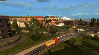 Euro Truck Simulator 2: Scandinavian Expansion id = 295256