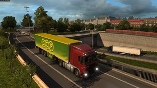 Euro Truck Simulator 2: Scandinavian Expansion id = 295257