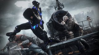 Batman: Arkham Knight id = 308064