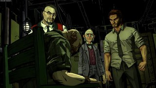 The Wolf Among Us: A Telltale Games Series - Season 1 id = 276715