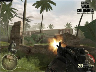 Terrorist Takedown: War In Colombia id = 59059