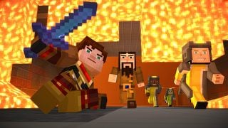 Minecraft: Story Mode - A Telltale Games Series - Season 1 id = 330972