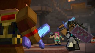 Minecraft: Story Mode - A Telltale Games Series - Season 1 id = 330973