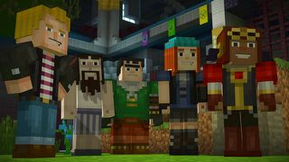 Minecraft: Story Mode - A Telltale Games Series - Season 1 id = 330974