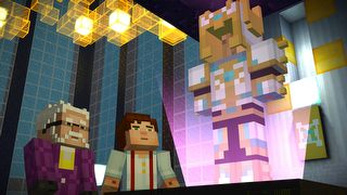 Minecraft: Story Mode - A Telltale Games Series - Season 1 id = 330975