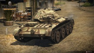 World of Tanks id = 277103