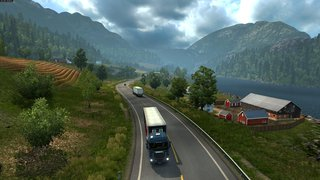 Euro Truck Simulator 2: Scandinavian Expansion id = 299260