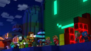 Minecraft: Story Mode - A Telltale Games Series - Season 1 id = 326842