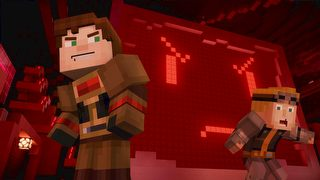 Minecraft: Story Mode - A Telltale Games Series - Season 1 id = 326843