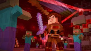 Minecraft: Story Mode - A Telltale Games Series - Season 1 id = 326844