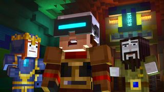Minecraft: Story Mode - A Telltale Games Series - Season 1 id = 326845