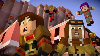 Minecraft: Story Mode - A Telltale Games Series - Season 1 id = 326846