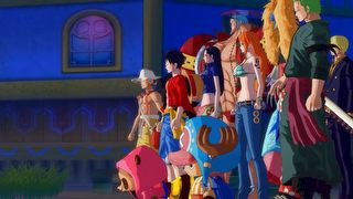 One Piece: Unlimited World Red Deluxe Edition id = 354966