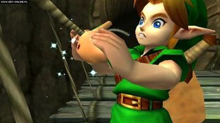 The Legend of Zelda: Ocarina of Time 3D id = 207318