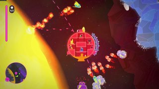Lovers in a Dangerous Spacetime id = 307028