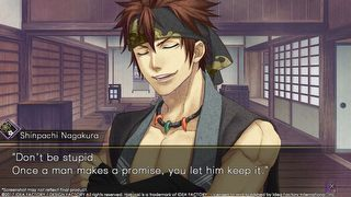Hakuoki: Kyoto Winds id = 345065