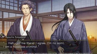 Hakuoki: Kyoto Winds id = 345070