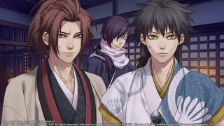 Hakuoki: Kyoto Winds id = 345073