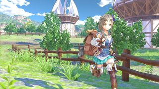 Atelier Firis: The Alchemist and the Mysterious Journey id = 334472
